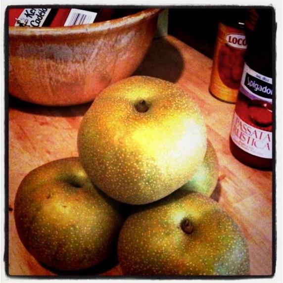 果物は至れリ尽くせりのパーフェクトフード 梨