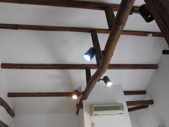 2F 天井 照明