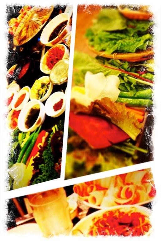 美食のKoreanFood キムチ料理