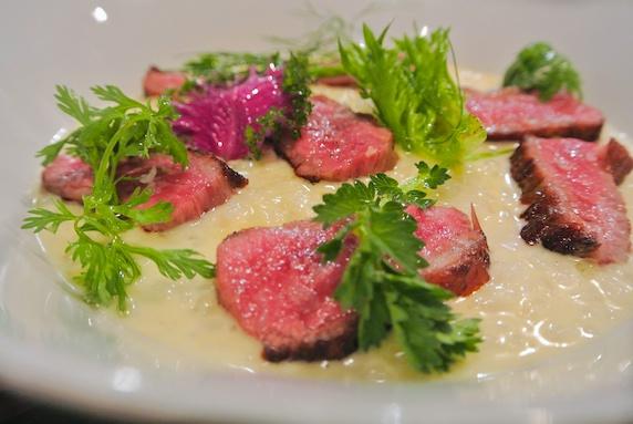 リゾット 美味しいレストラン~スモールワンダーランド@東銀座
