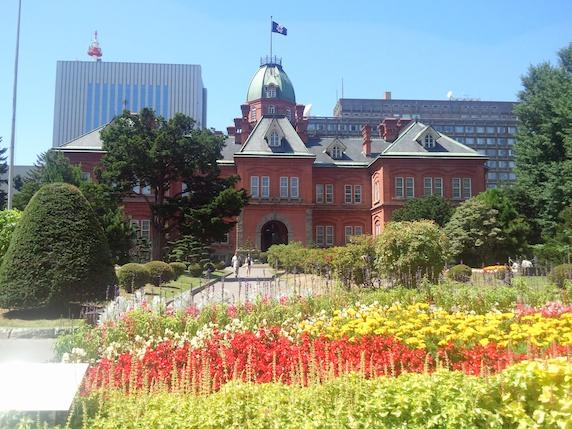 札幌 道庁
