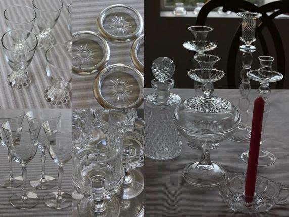ガラス食器