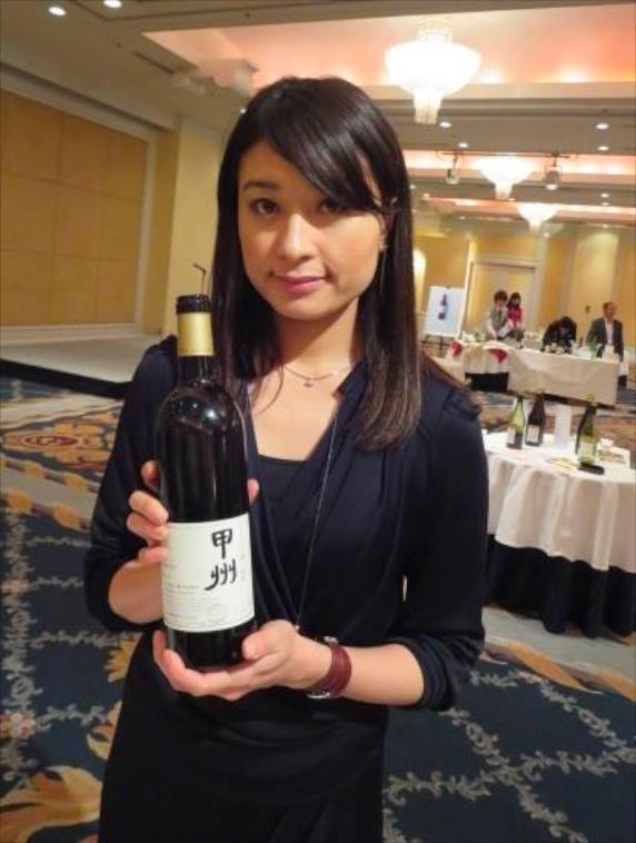 ワイン作り手 三澤サン