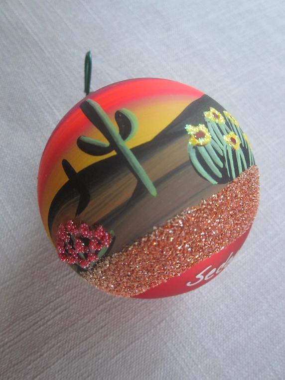クリスマスツリーは旅の思い出オーナメントで…流行先取り!in オレンジカウンティ