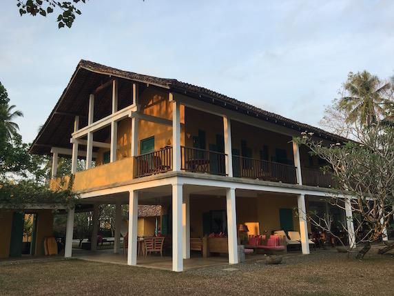 THE LAST HOUSE(スリランカ)
